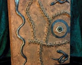 Book of the Dead/ Spellbook based on Hocus Pocus