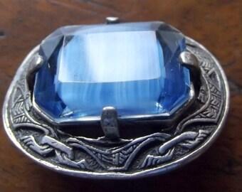 Vintage Celtic Mircale brooch