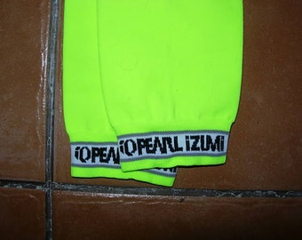 pearl izumi seamless armwarmers, never been used