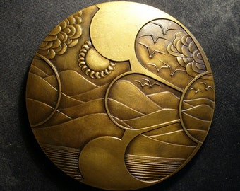Portugal Year of the Environment Medal