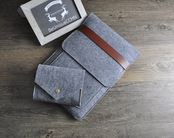 """Surface Book case 13.5 inch Surface Book felt sleeve for surface 3 ,13.5 """"surface book ,12"""" inch surface pro  4,surface pro 3 with keyboard"""