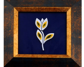 Fusion Glass Evil Eye Decorative Wall Object - FZF007