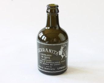 Vintage Collectible Juice Bottle