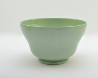 Wedgwood Celadon green sugar bowl, from the 1960s