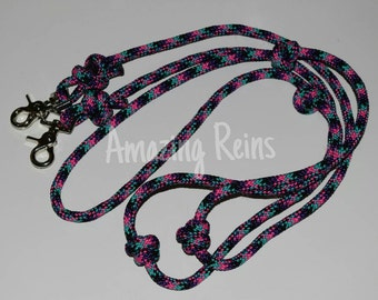 Custom Rope Reins