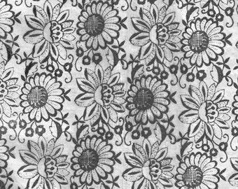 Ceramic Decal - Sunflower