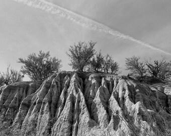 Desert Erosion