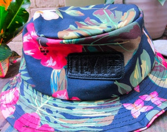 DFYNT BUCKET HAT Urban Jungle Forest
