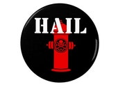Hail Hydrant  Badge  Magnet    Shield  SHIELD  Agents of SHIELD  Hydra  Marvel