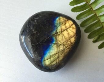 Labradorite, Worry Stone