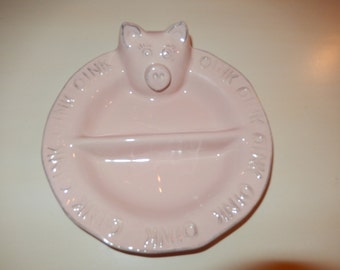 PORTUGAL CASAFINA PIG Pink Bowl