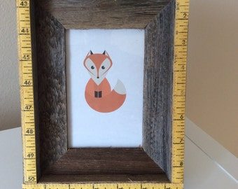 Tape Measure Picture Frame