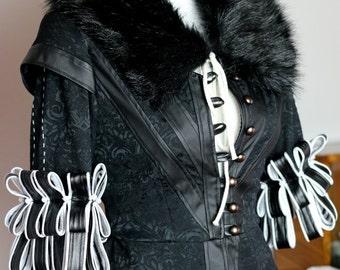 Witcher 3 black coat