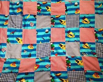 Piate Patchwork Blanket