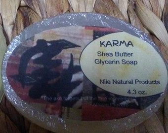 Karma Shea Butter Soap - 3 Bars