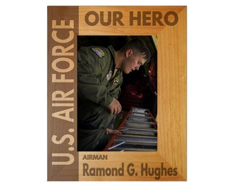 laser engraved picture frame us air force military picture frame military picture frames corps frame gifts photo frames 4x6 5x7 8x10 p11