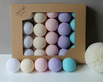Cotton Balls Smooth 10 items