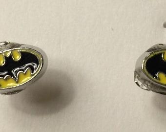 Batman Stud Earrings - O45