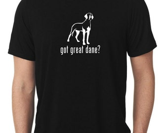 Got Great Dane T-Shirt German Mastiff v2 T227