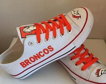 Denver Broncos tennis shoes