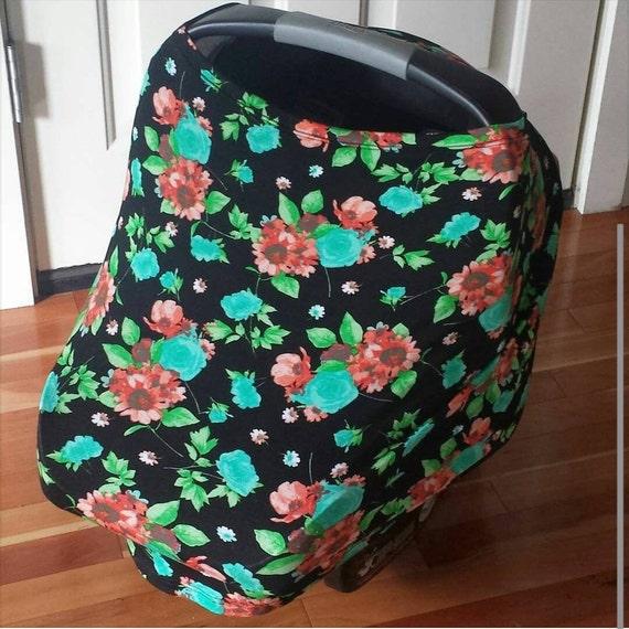 how to make a stretchy car seat covernursing cover