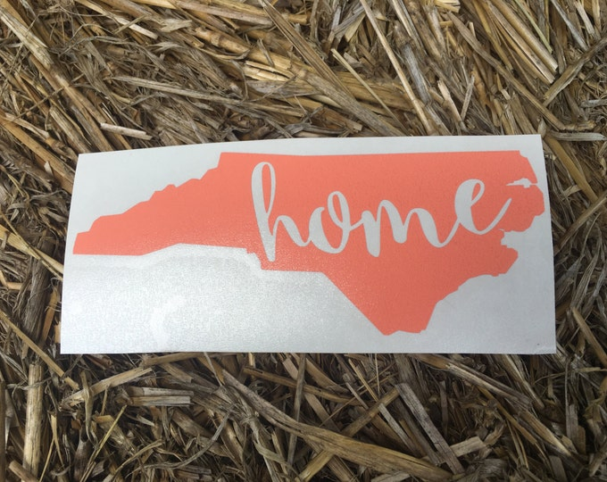 North Carolina Decal