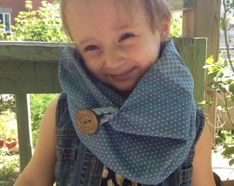 Child tube scarf