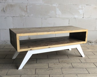 Handmade coffee table upcycle