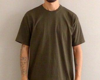 Compton T-shirt Chocolate Brown