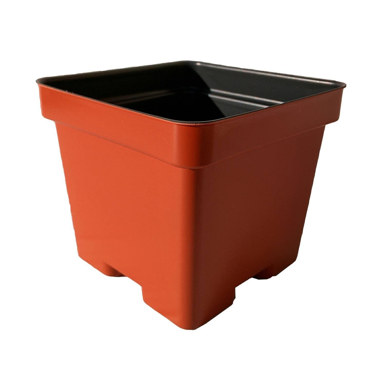 12 inch plant pot 28 images bloem sp0748 12 12 pack saturn planter 7 10 inch mocha color. Black Bedroom Furniture Sets. Home Design Ideas