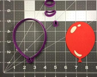Balloon Cookie Cutter Set
