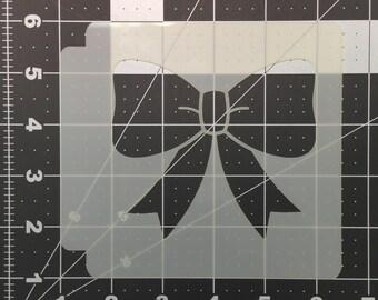 Bow Stencil 101