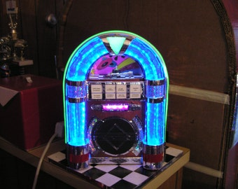 JUKEBOX BLUE