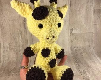Giraffe George Amigurumi : Unavailable Listing on Etsy