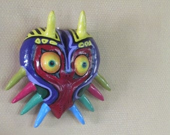 Majora's Mask from The Legend Of Zelda: Majora's Mask