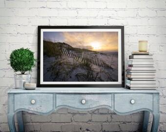 Beach Print - Landscape Photography Print - Florida Print - 30A