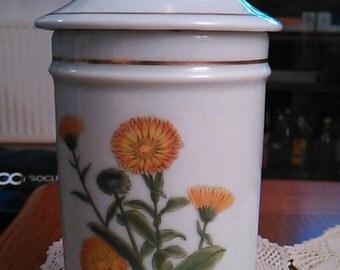 Swiss Langenthal Lidded Jar