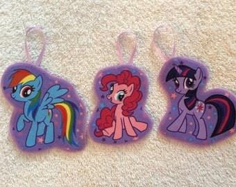 My Little Pony Purplr Felt-Set of 3