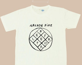 Indie rock T shirt Arcade Fire S.M.L.XL