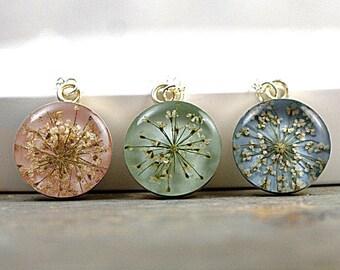 Pastell Blütenkette WUNSCHFARBE