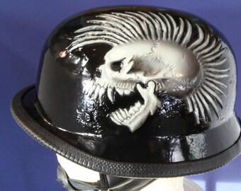 Exploited Skull Helmet