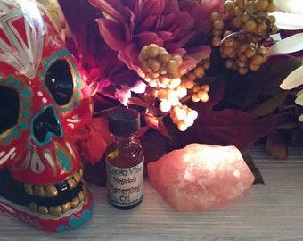 Reversing Ritual Spell Oil