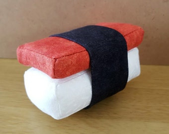 Spam Musubi Rattle