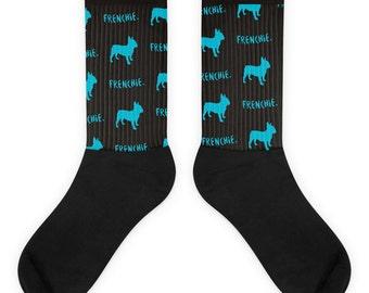 French Bulldog (Frenchie) Socks