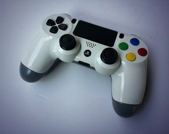 SNES Inspired PS4 Controller