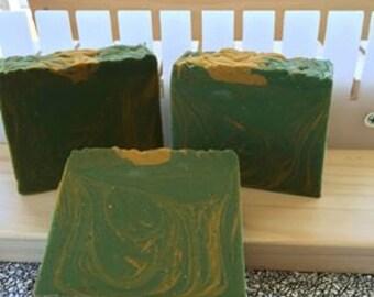 Avocado Creamy Cold Processed Soap