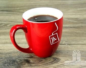 Custom Mug - My Tea Tag