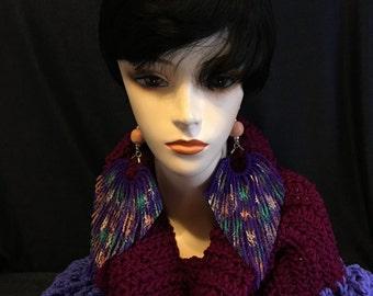 Yarn Netters Earrings