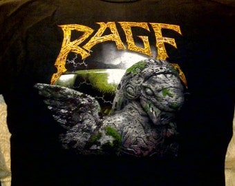 Rage - End Of All Days 1996 long-sleeved shirt