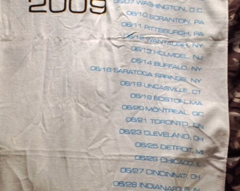 New Kids on the Block Official Tour Towel,  Chapstick and Official VIP backstage pass all from 2009